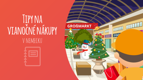 tipy na vianocne nakupy v nemecku uvodny obrazok - Jozi v nakupnom centre
